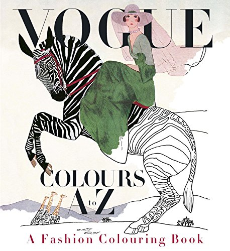 9781524711061: Vogue Colours A-Z