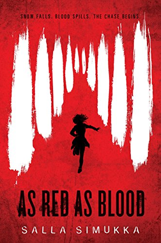 As Red as Blood Format: Hardcover