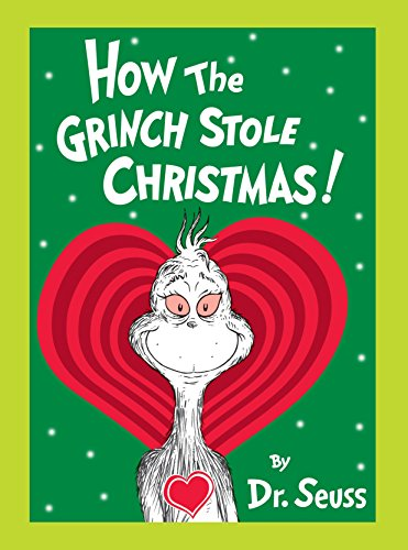 9781524714611: How the Grinch Stole Christmas! Grow Your Heart Edition