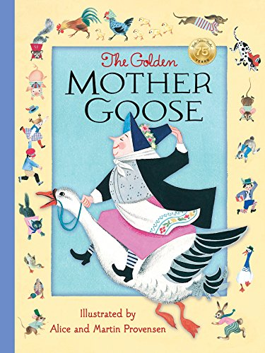 The Golden Mother Goose: