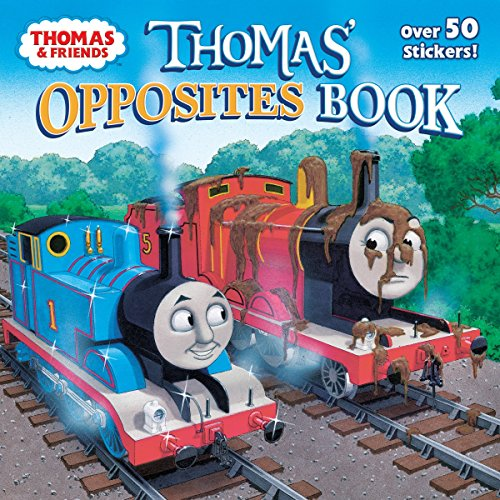 Thomas' Opposites Book (Thomas & Friends) (Pictureback(R)): Webster, Christy; Courtney,