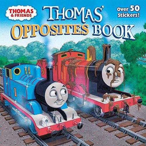 9781524716042: Thomas' Opposites Book (Thomas & Friends) (Pictureback(R))