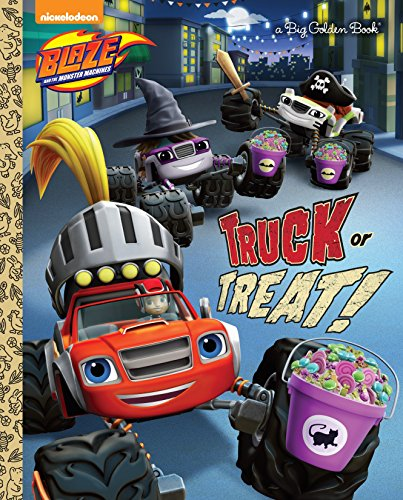 Truck or Treat! (Hardcover)