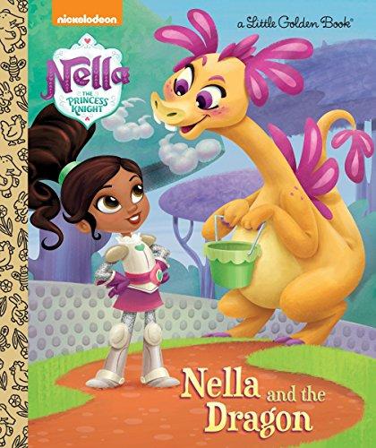 Nella and the Dragon (Nella the Princess: Mickie Matheis