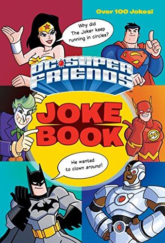 DC Super Friends Joke Book (DC Super Friends)
