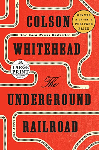 9781524736309: The Underground Railroad (Oprah's Book Club): 1 (Random House Large Print)