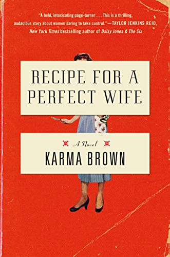 Book Cover: Recipe for a Perfect Wife