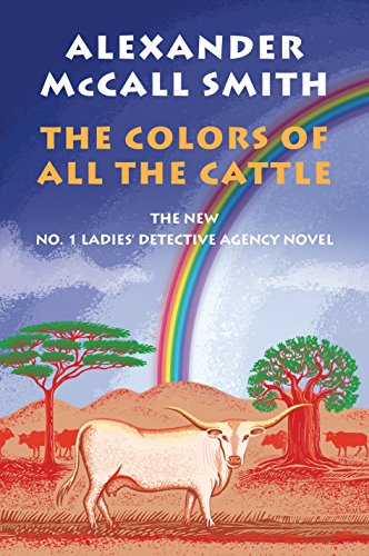 Book Cover: The Colors of All the Cattle: No. 1 Ladies' Detective Agency