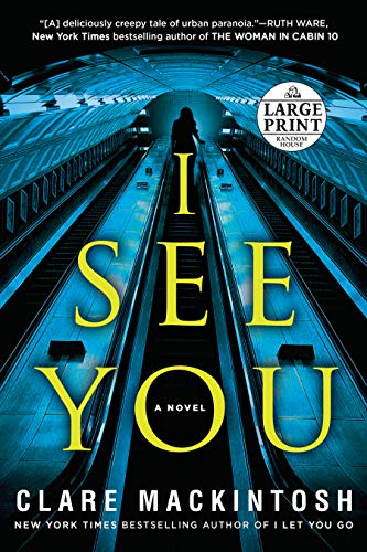 9781524756369: I See You (Random House Large Print)
