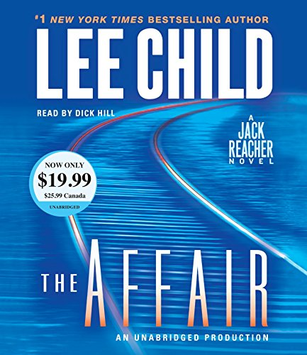 The Affair: A Jack Reacher Novel (Jack Reacher Novels)