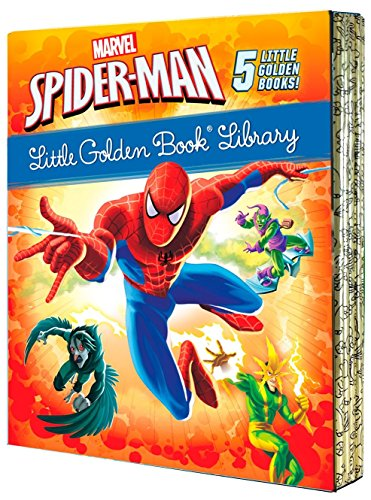Marvel Little Golden Book Library #2 (Marvel) Format: Hardcover