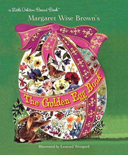 9781524766207: The Golden Egg Book (Little Golden Board Books)