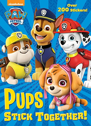 9781524768775: Pups Stick Together! [Lingua Inglese]