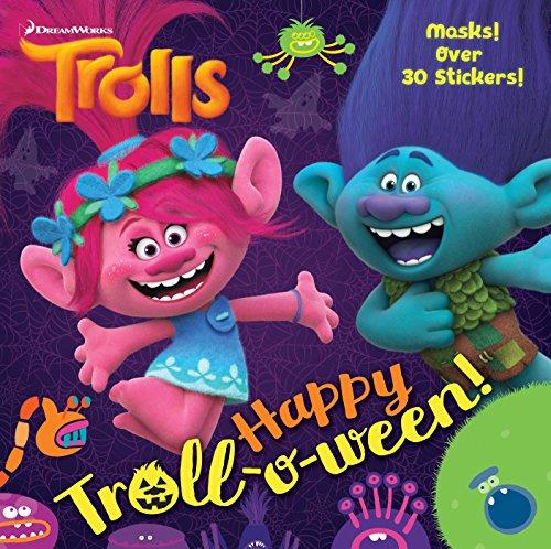 Happy Troll-o-ween! (DreamWorks Trolls) (Pictureback )