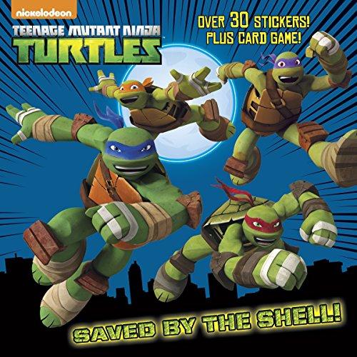 9781524769840: Saved by the Shell! (Teenage Mutant Ninja Turtles) (Pictureback(R))