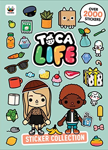 9781524770778: Toca Life Sticker Collection