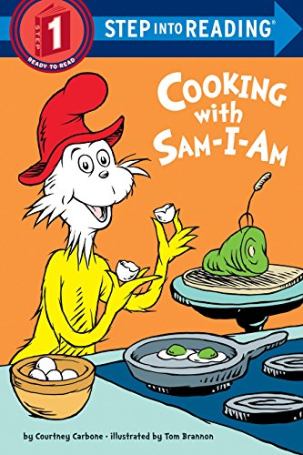 9781524770884: Cooking With Sam-I-Am (Step Into Reading, Step 1)