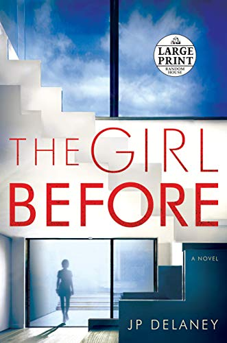 9781524778163: GIRL BEFORE -LP (Random House Large Print)