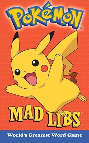 9781524785994: Pokemon Mad Libs