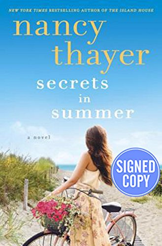 9781524797263: Secrets in Summer - Signed / Autographed Copy
