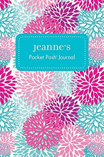 Jeanne s Pocket Posh Journal, Mum (Paperback)