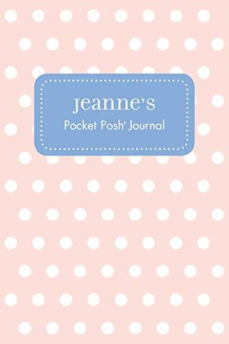Jeanne s Pocket Posh Journal, Polka Dot