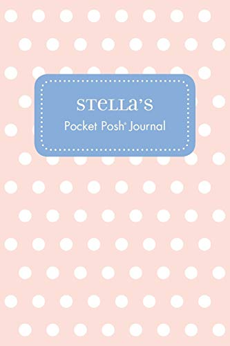 Stella s Pocket Posh Journal, Polka Dot