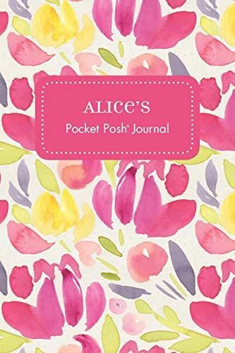 9781524830250: Alice's Pocket Posh Journal, Tulip