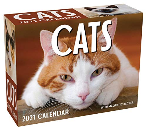 9781524857004: Cats 2021 Mini Day-to-Day Calendar