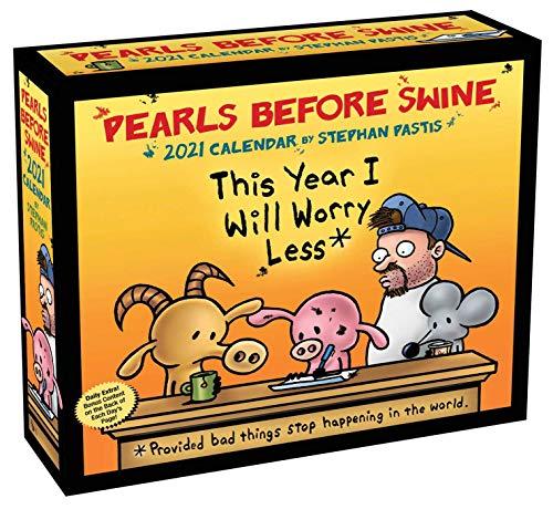 9781524857554: Pearls Before Swine 2021 Calendar