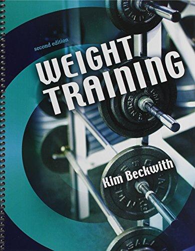 9781524900564: Weight Training