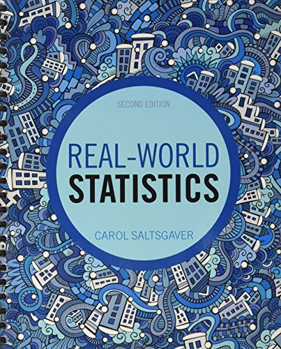 9781524902292: Real-World Statistics