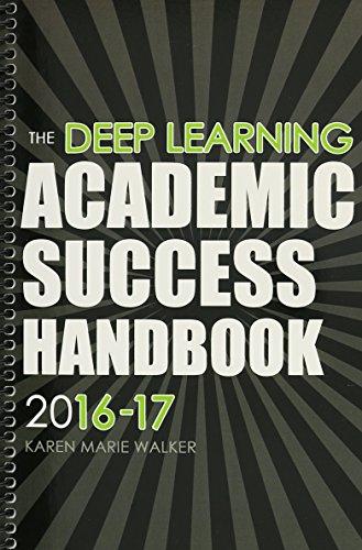 9781524904524: The Deep Learning Academic Success Handbook 2016-2017