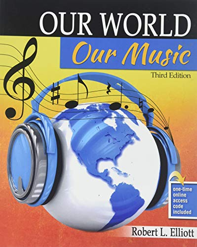 9781524905057: Our World, Our Music