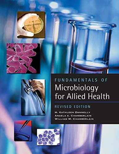 9781524924256: FUNDAMENTALS OF MICROBIOLOGY FOR ALLIED