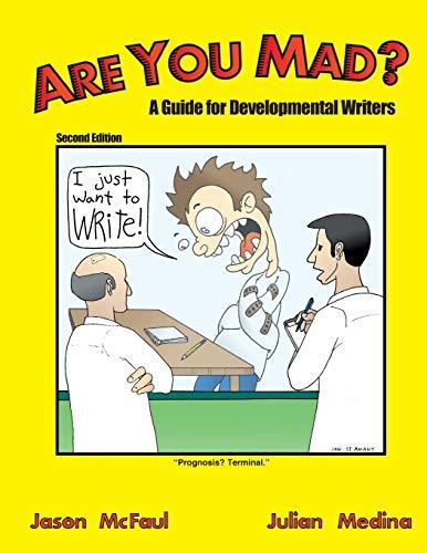 Are You Mad? a Guide for Developmental: McFaul, Jason