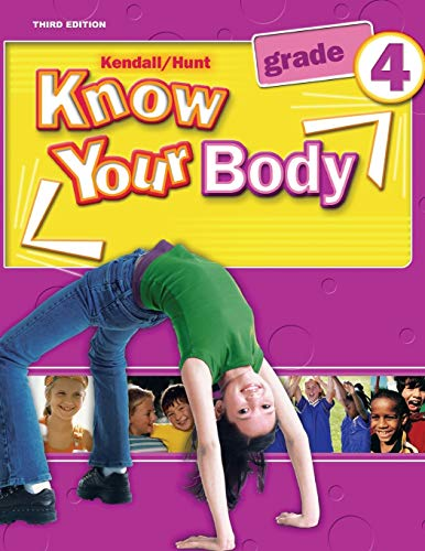 Grade 4 Know Your Body Student Textbook: Bozza Funkhouser, Kerry