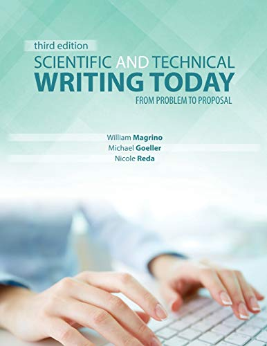 Scientific and Technical Writing Today: From Problem: Magrino, William