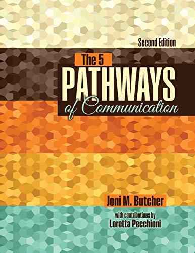 The 5 Pathways of Communication - Butcher, Joni