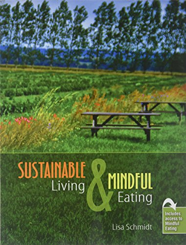 Sustainable Living and Mindful Eating: Lisa Schmidt; Maria
