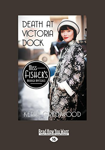 9781525243417: Death at Victoria Dock: A Phryne Fisher Mystery