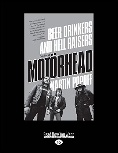 9781525247873: Beer Drinkers and Hell Raisers: The Rise of Motorhead