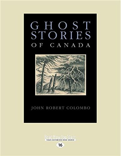 9781525255939: Ghost Stories of Canada