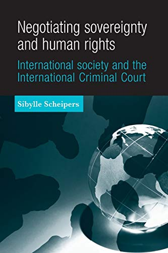 9781526116956: Negotiating sovereignty and human rights
