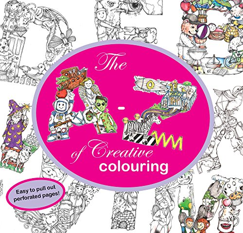 9781526202413: The A-Z of Creative Colouring