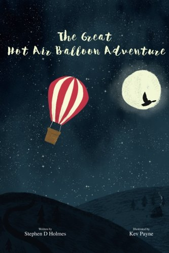 9781526204127: The Great Hot Air Balloon Adventure