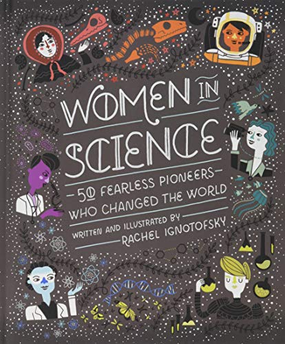 9781526360519: Women in Science: 50 Fearless Pioneers Who Changed the World