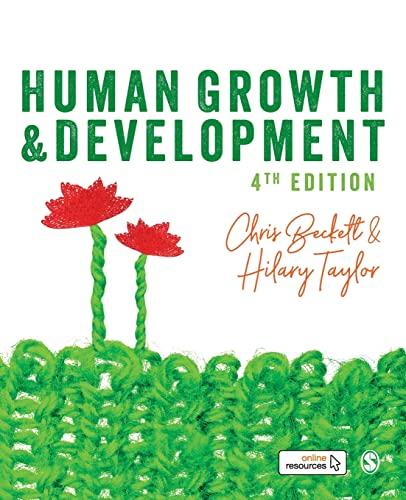 9781526436481: Human Growth and Development