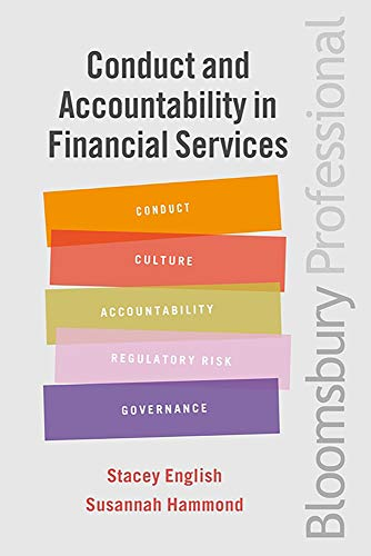 9781526505200: Conduct and Accountability in Financial Services: A Practical Guide
