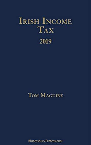 9781526506962: Irish Income Tax 2019